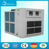 10ton 55kwによって屋根取付けられる包まれたタイプ冷暖房装置