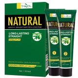 capelli naturali dell'olio di oliva 110ml*2 che raddrizzano crema per forti capelli