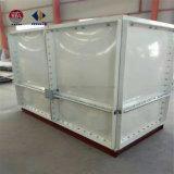FRP резервуар для воды болтами для хранения воды на химический завод