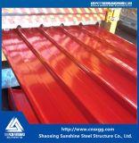 Lamiera di acciaio preverniciata acciaio ricoperta colore di PPGI PPGL