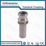 Standard Stainless Steel E Camlocks Couplingfor PVC Hose Connector