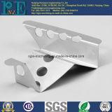 Support en tôle d'aluminium personnalisé