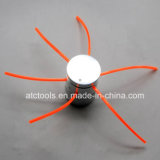 Aluminium 6PCS Fixed Lines Whipper Brushcutter Strimmer Head