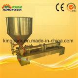 Máquina de rellenar del jabón de Liqiud del champú