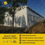 tiendas grandes del deporte del marco de aluminio 6082-T6 para el acontecimiento del balompié