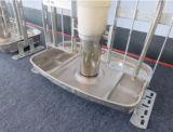 Stalla dell'alimentatore asciutto e bagnato del maiale e pp d'acciaio Materal