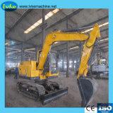 ISOの証明書との販売のための重い建設用機器のクローラー掘削機