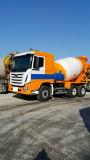 De Vrachtwagen van de Mixer van Hyundai 6X4 met de Tank van 7-12 M3
