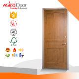 Porta do Painel de madeira decorativa sólida