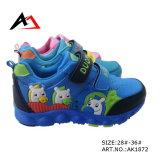 Calzature dei bambini del fumetto di modo dei pattini ambulanti di sport (AK1872)