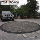 Plaque tournante de plate-forme de rotateur de véhicule pour le garage à la maison