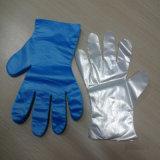De duidelijke Vrije Plastic Beschikbare Handschoenen van het Poeder voor Beschermende Hand