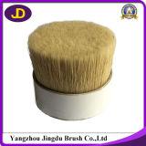 면도용 솔을%s 표백된 자연적인 뱃져 머리 강모