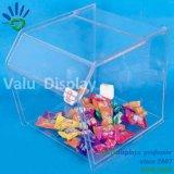 Tienda de alimentos a granel contenedor apilable dulce Candyplastic personalizado