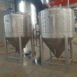 Verschillende Types van de Tanks van de Gisting van de Apparatuur van het Bier