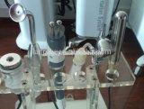 Multifuncional 6 en 1 de inyección de oxígeno/Electricidad penetrante oxígeno rejuvenecimiento de la piel Peeling Jet