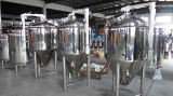 Tanque de acero inoxidable para la elaboración de cerveza casera con Side Manway