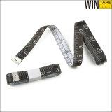 Neues Produkt-Zoll mit Ihnen Firmenzeichen, das weicher Schneider-messendes Band kleidet