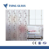 Impresión Silk-Screen para mobiliario de vidrio/puerta/ducha/aparato doméstico.