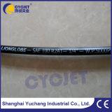 O código de lote Cycjet Alt360 Marcação do lado da impressora a jato de tinta tubo corrugado