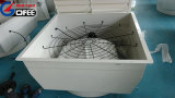 産業ガラス繊維の軸円錐形のファン換気扇