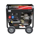 9kw aprono il generatore diesel con singolo Phase/Dg12000