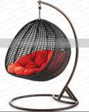 Mtc092 Rattenの家具の屋外の庭の振動椅子