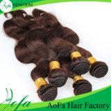 熱い販売7Aの等級の人間のRemyのブラジルのバージンの毛