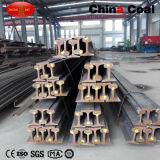Chemin de fer en acier léger de la qualité 22kg/M