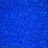 Césped Artificial de color azul para la decoración (MPY)