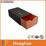 Напечатанная таможней белая косметика бумаги картона одевает складную коробку