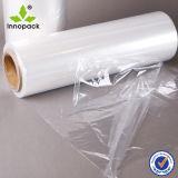 Прозрачная мягкая упаковывая пленка простирания бросания пластмассы LLDPE