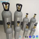 DOT3al 2.5lbs 5lbs 10lbs 15lbs 20lbs bouteille de CO2 en aluminium