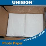 Brillante para inyección de tinta para la impresión de papel fotográfico