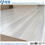 Papel de melamina compensado de madeira laminado fábrica de Weifang