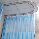 China fábrica de cortinas cama de hospital de alta calidad