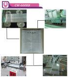 Automatische Hevay Aufgabe-Plastikreis-Handgriff-Beutel, der Maschine herstellt
