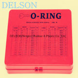 ODM / OEM Rubber O Ring Kit JIS 30size 382PCS Seal Box