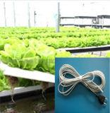 cavo di riscaldamento impermeabile della pianta di 6m per i posti di alta umidità