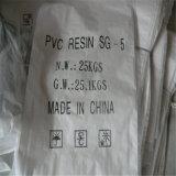DOP van het Plastificeermiddel van het plastic Materiaal en Sg3 Sg5 Sg8 de Hars van pvc voor Profiel u-pvc