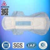 Utilisation de nuit des femmes serviette hygiénique et tampons hygiéniques de coton
