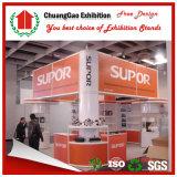 La cabina de la exposición diseñó y produjo por Chuanggao Exhibition
