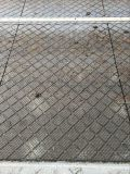 مطّاطة [فلوورينغ تيل] أنتج صف مطّاطة في [شندونغ] [يوكوهما] الصين