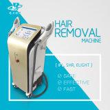 Remoção rápida de cristal refrigerando eficaz IPL Elight do cabelo da safira do contato