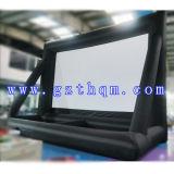 Aufblasbarer im Freienfilm-Bildschirm/im Freien Hauptaufblasbarer Bildschirm des projektor-Screen/Advertizing
