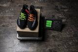 La calidad más altos blanco Adi Yz 350 Boost V2 Negro Zapatillas Casual Sport