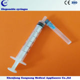 Needle (3ml)를 가진 처분할 수 있는 Syringe