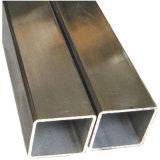316 квадратных Свариваемая нержавеющая сталь гнездо трубопровода для стеклянного ограждения