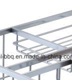 食器棚のための鋼線のUltensilラック