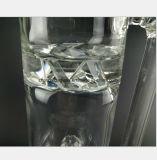 Glaswasser-Rohr-doppelte Filtration-Tabak, der Huka-Rohr aufbereitet